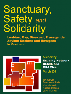 Sanctuary, Safety and Solidarity full report