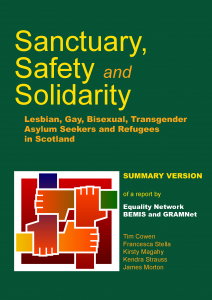 Sanctuary, Safety and Solidarity report summary
